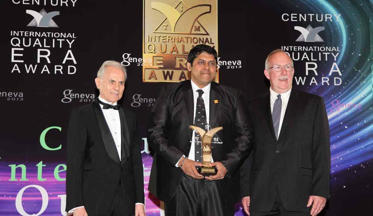 Received GOLD Era Award