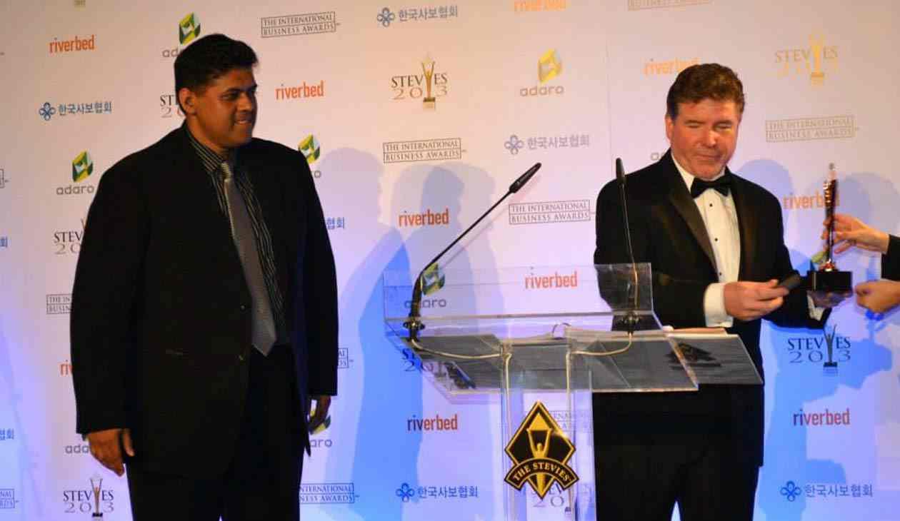 International Business Award in Toronto